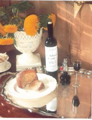 Aceto balsamico di mele, fonte: P. Odorizzi, S. Abram: Profumi e sapori perduti - Il fascino della frutta antica Vol. I (2001)