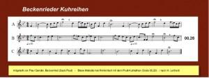 Beckenrieder KuhreihenQuelle: http://naturjodler.ch/tradition.htm