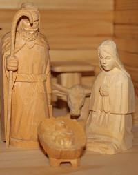 Holzfiguren geschnitzt (by_sabine schmidt_pixelio.de)