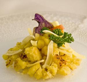 Maluns, eine Spezialität aus Graubünden. Quelle: www.graubünden.ch