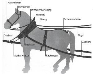 Pferdekummet. Quelle siehe oben